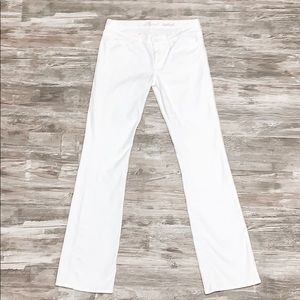 7 for all Mankind white jeans - 29 - bootcut